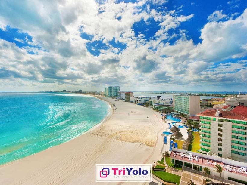 Lugares que visitar en cancun